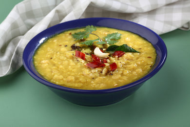 Green Curry Lentil Dahl