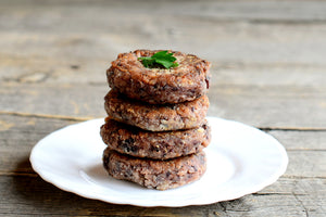 Handmade Veggie Burger Patties