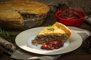 "Meat Pie ""Tourtiere"""