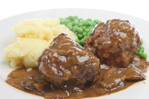 Swedish Meatball Dinner (Individual Meal)