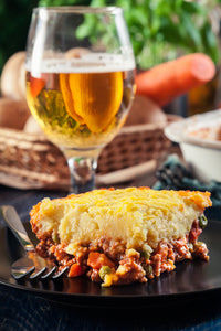 Turkey Shepherds Pie (Individual Meal)