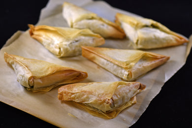 Mini Spanakopitas