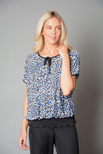 Ladies Batwing Tie Top (Pack of 10) £2.00 Per Garment