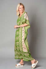 Ladies Elephant Print Kaftan (Pack of 18) £3.00 Per Garment