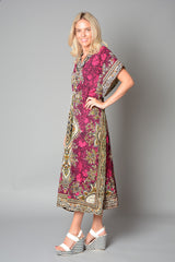 Ladies Tie Waist Kaftan (Pack of 12) £3.00 Per Garment