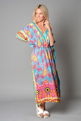 Ladies One Size Draw String Kaftan (Pack of 25) £3.00 Per Garment