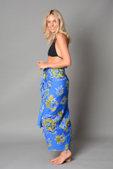 Ladies Beach Pareo Sarong (Pack of 10) £2.50 Per Garment