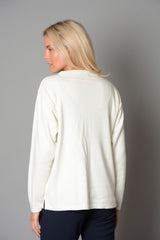Ladies Embroidered Cardigan with Pocket (Pack of 10) £6.50 Per Garment