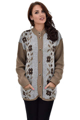Ladies Knitted Cardigan (Pack of 5) £6.00 Per Garment