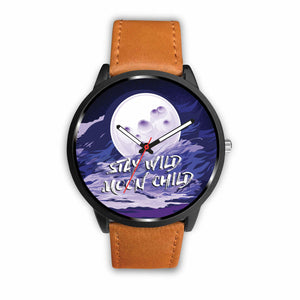 Stay Wild Moon Child Watch - Hifza Apparel