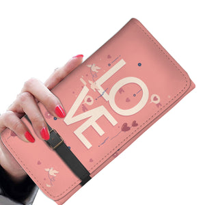 Love Theme Wallet - Hifza Apparel