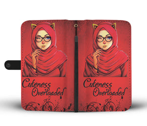 Cuteness Overloaded Wallet Case - Hifza Apparel