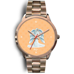 Protective Angel Hifza Rose Gold Watch - Hifza Apparel