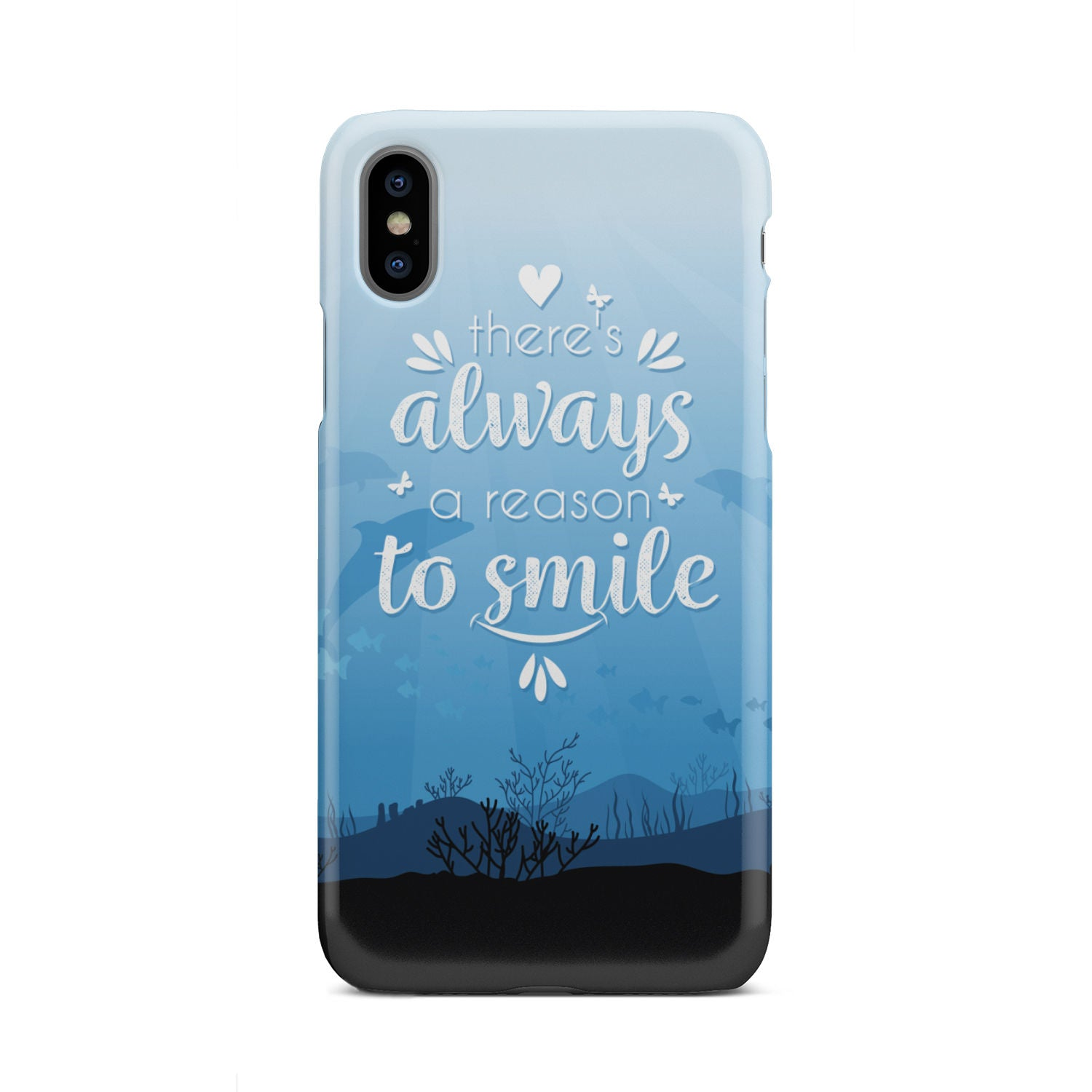 Dolphin  Phone Case - Hifza Apparel