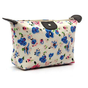 Portable Makeup Travel Make Up  Pouch Bag - Hifza Apparel