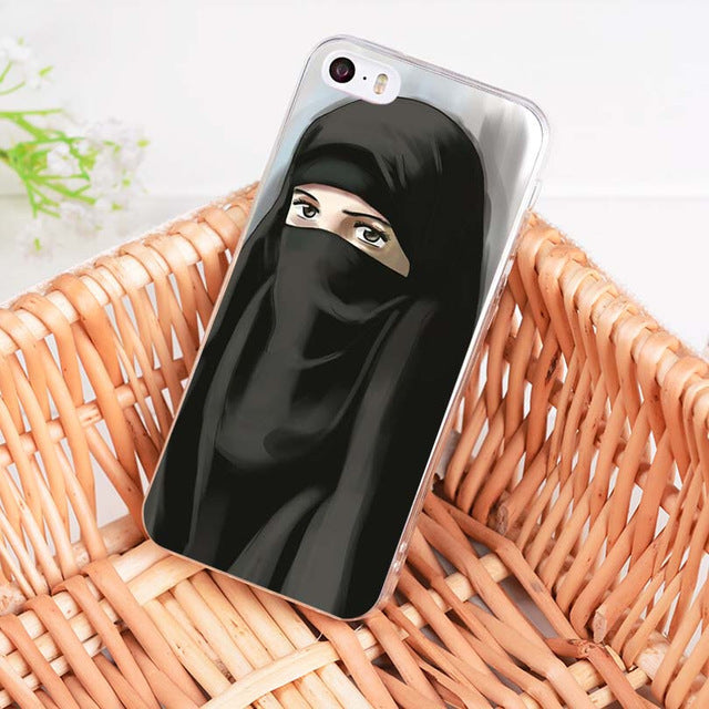 Hijaber iPhone X Cover - Hifza Apparel