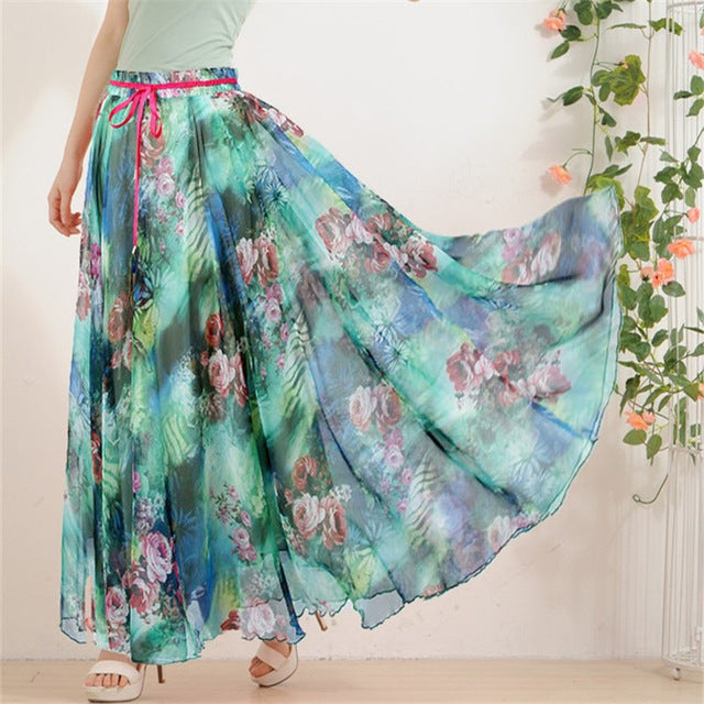 Vintage Ethnic Skirt - Hifza Apparel