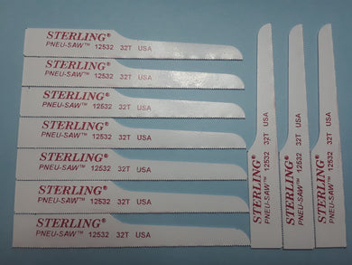 Item #2002     Mini Saw Blade 10 pack of 32T 3 1/2 inch made in the USA