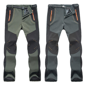Herren Winter Outdoorsporthose windfest und wasserdicht