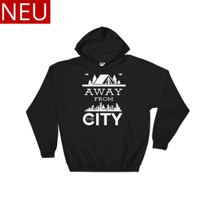 Away from the City - Hoodie Damen