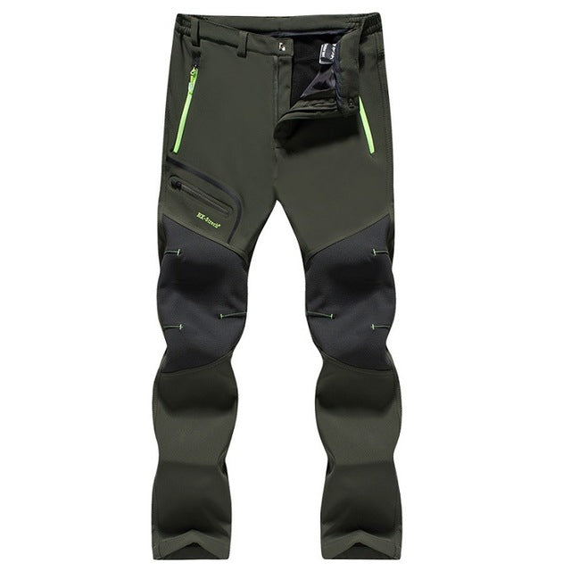 Winter Herren Outdoorhose wasserdicht und atmungsaktiv