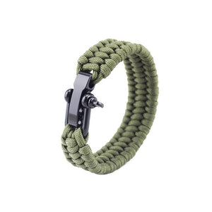 Outdoor Hand Rope Survival