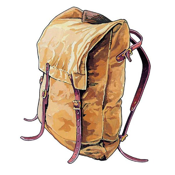 Frost River Old No. 3 Portage Pack