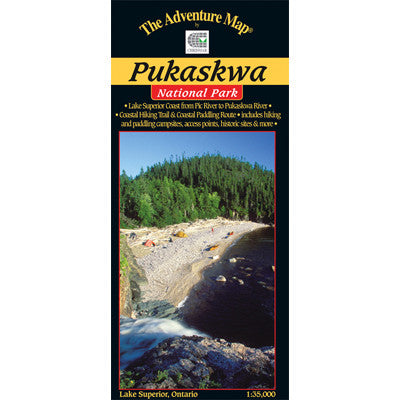 Pukaskwa National Park Map
