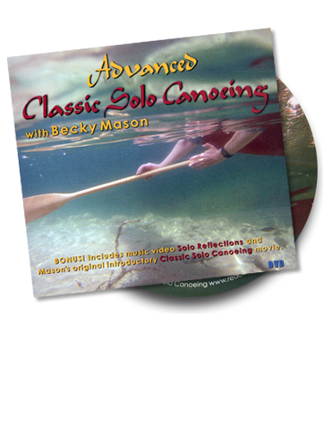 DVD: Advanced Classic Solo Canoeing