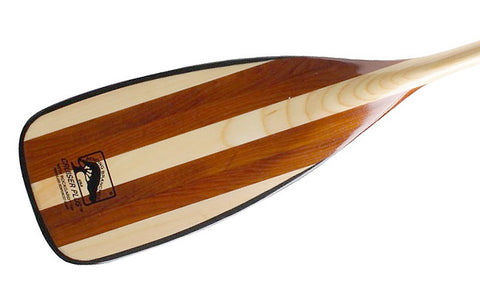 Bending Branches Cruiser Plus II Bent Shaft Wood Canoe Paddle