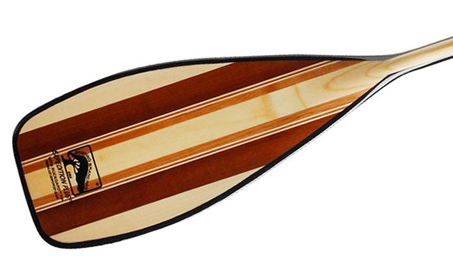Bending Branches Expedition Plus Straight Shaft Wood Canoe Paddle