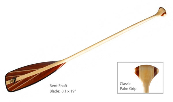 Bending Branches Java 11 Bent Shaft Canoe Paddle