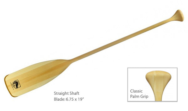 Bending Branches Loon Wood Canoe Paddle
