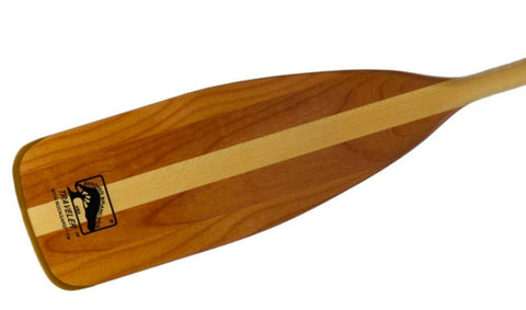 Bending Branches Traveler Wood Canoe Paddle