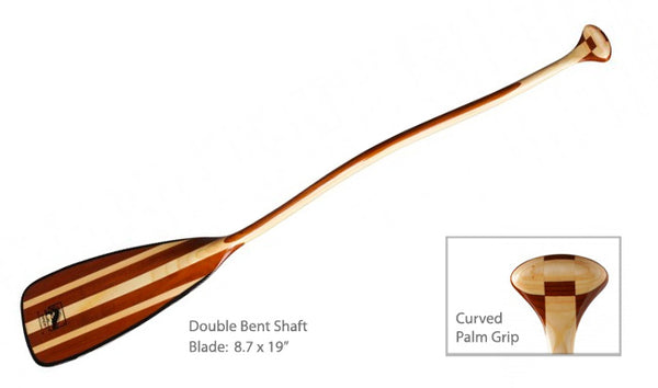 Bending Branches Viper Bent Shaft Canoe Paddle