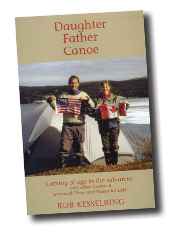 Book: Daughter Father Canoe