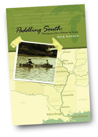 Book: Paddling South