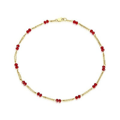 stylish anklets for girls