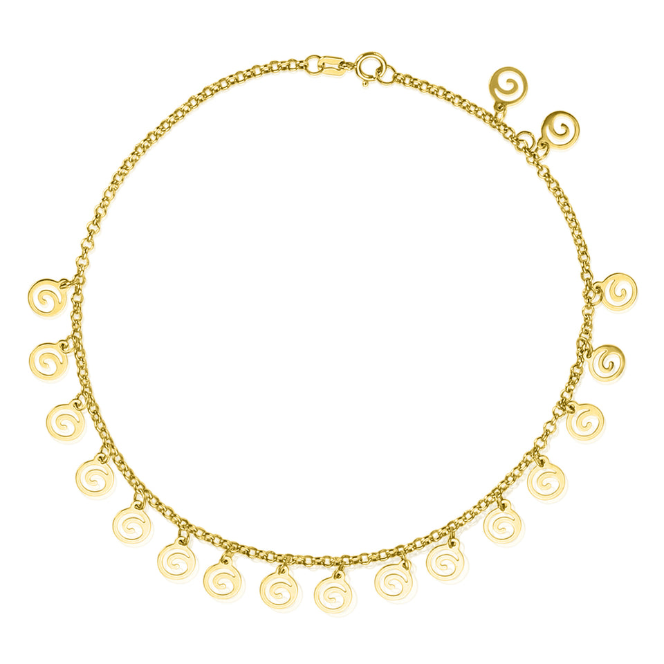 Endless Charm Anklet