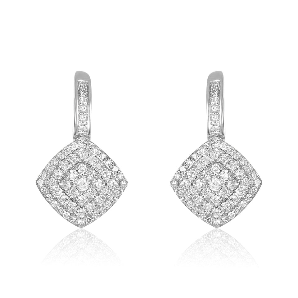 .50 Carats Diamond  Earring