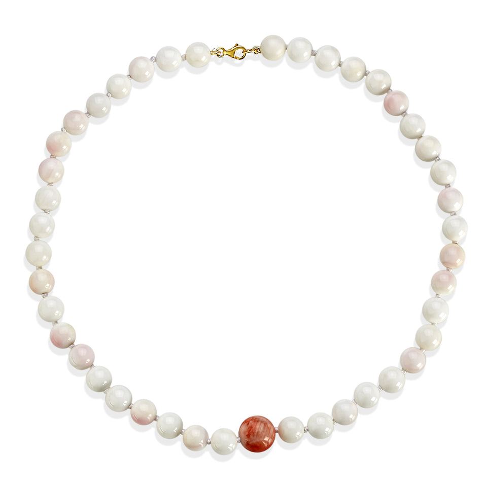 Shell Coral Necklace