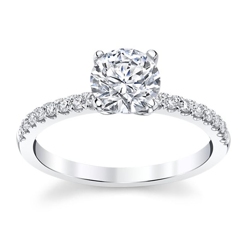 Prong Setting Nehita Engagement Ring