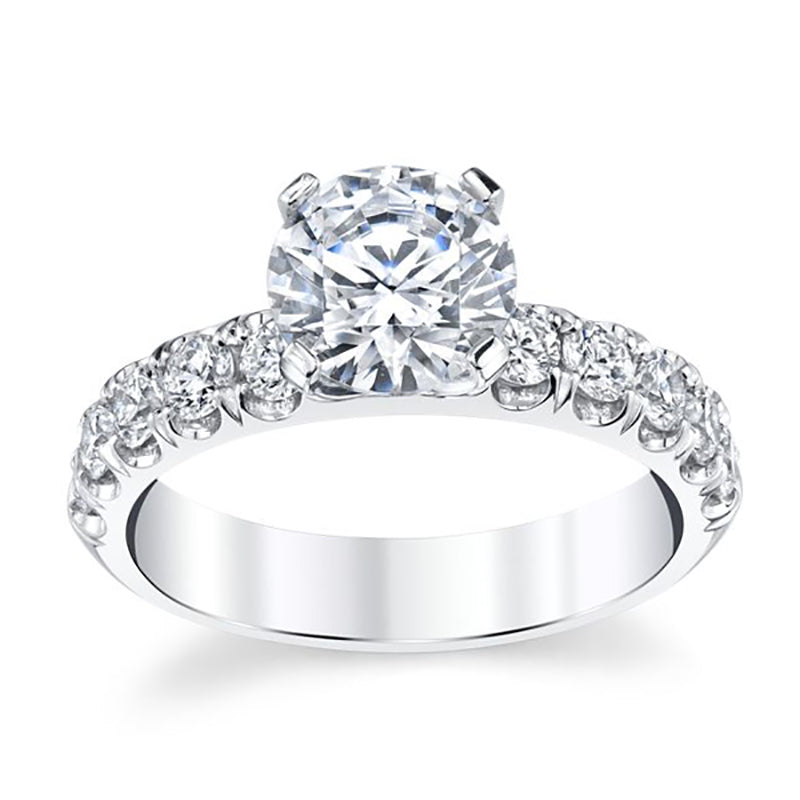 Grand Prong Setting Engagement Ring