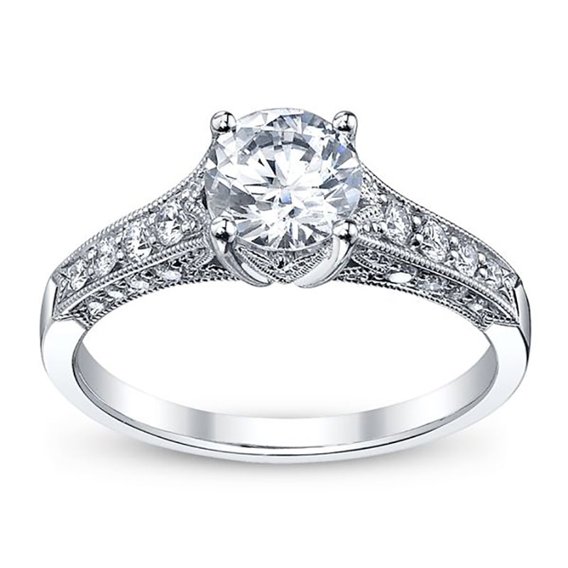 Nehita Tower Engagement Ring