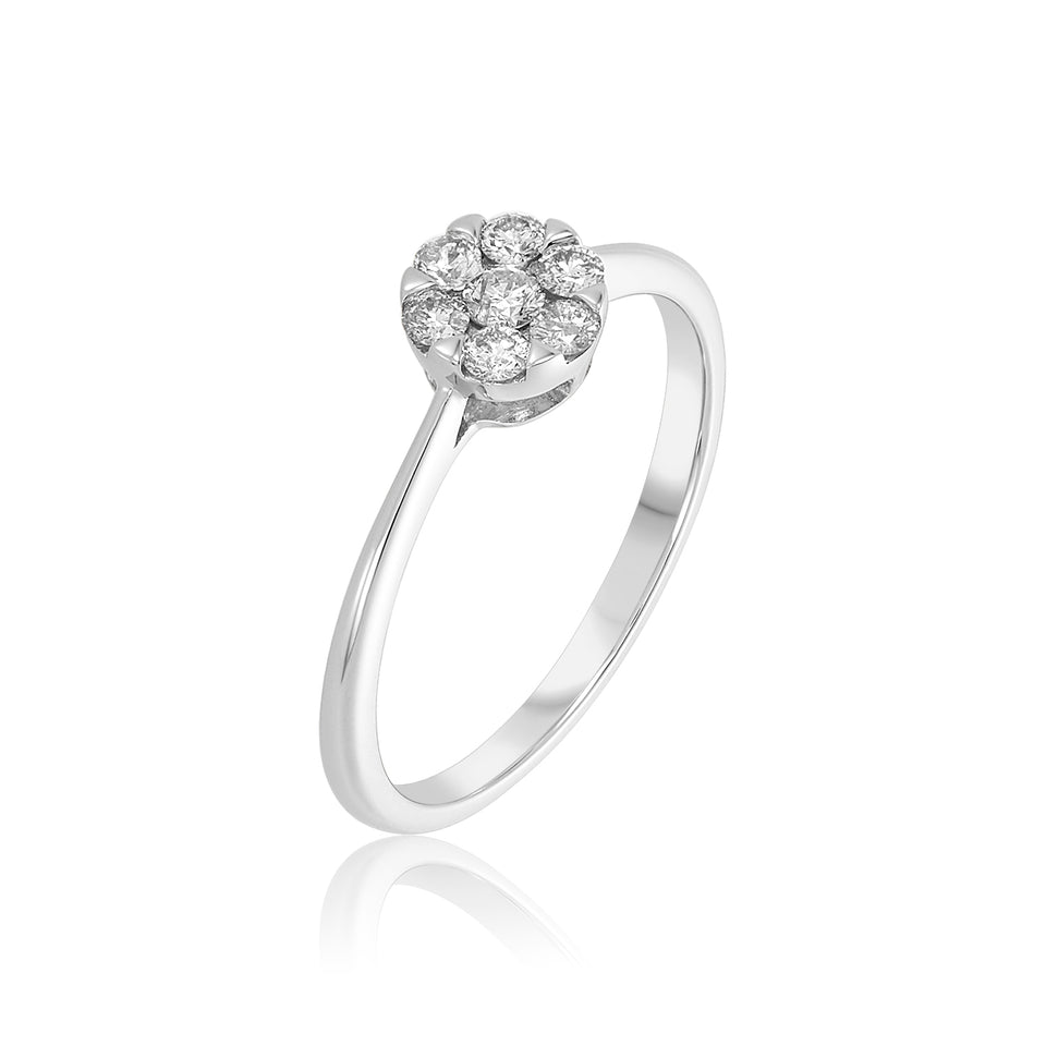 Daisy Nehita Engagement Ring