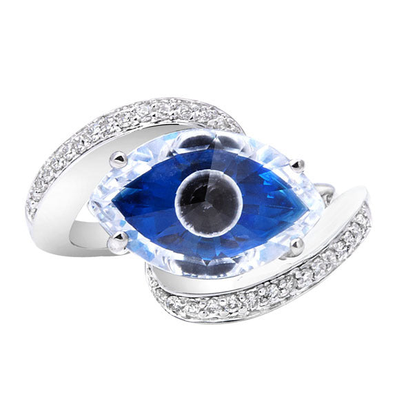 Nehita Eye Ring