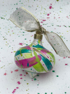 Retro Ceramic Ornament