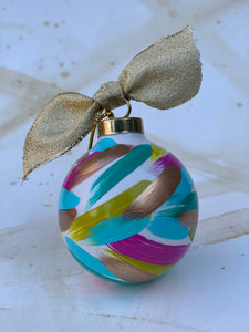 Ceramic Ball Ornament 5