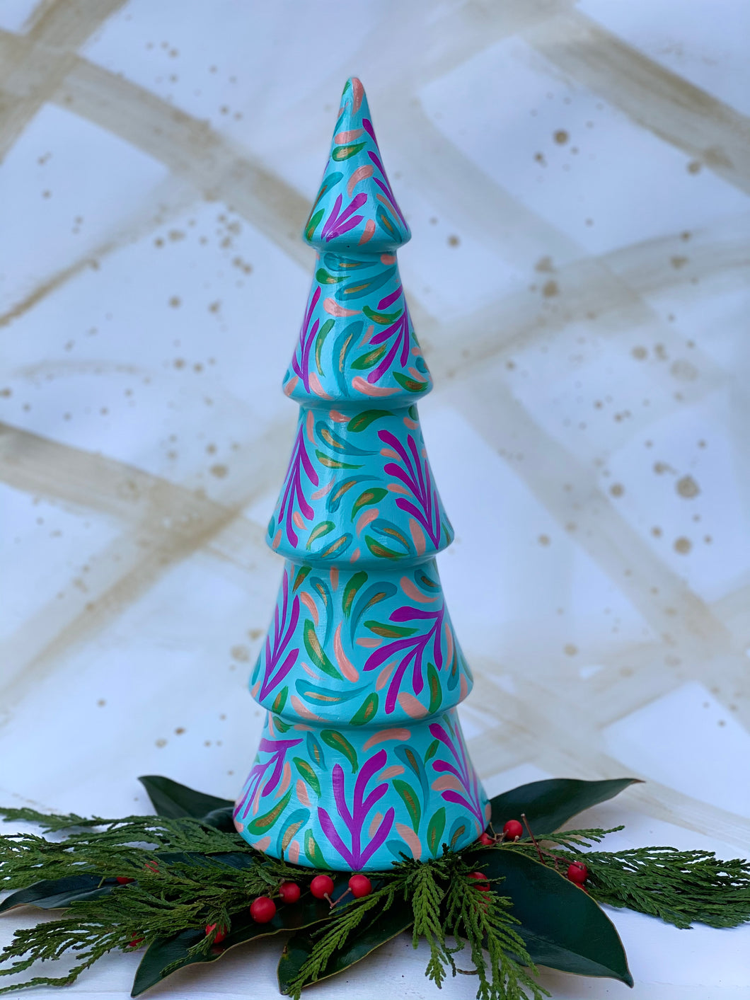 Large Ceramic Tree 10