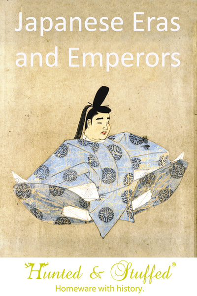 Japanese Eras and Emperors